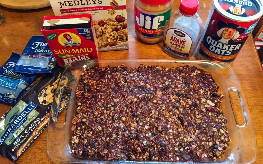 DIY Energy Bars!