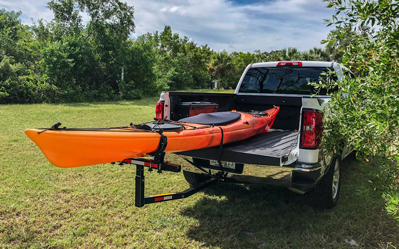 How to Carry Your Kayak