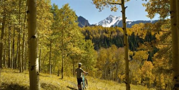 Mountain Biking Colorado's Fall Season