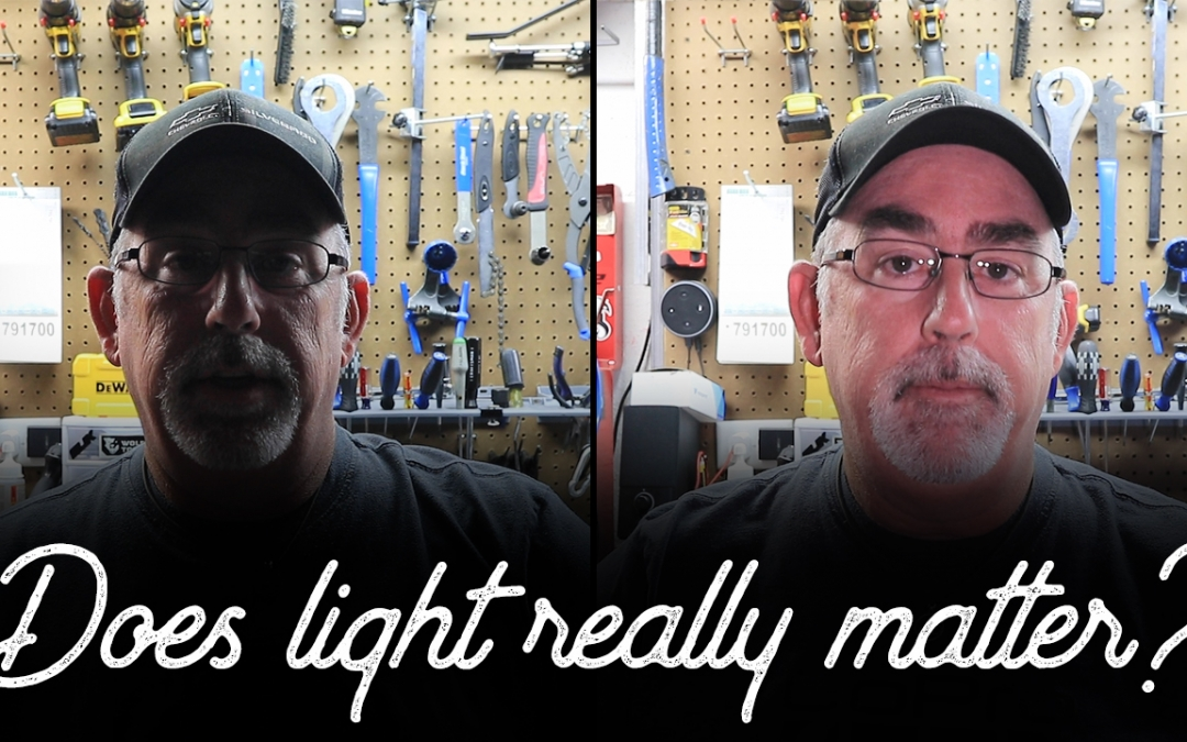Video: Does Light Really Matter?