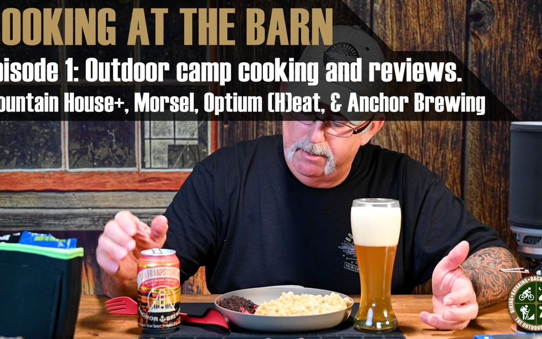 Cooking at the Barn: Episode 1