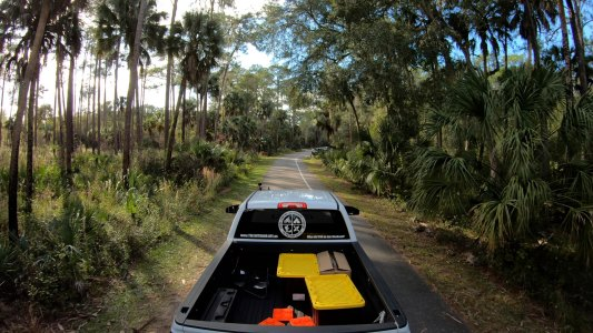 Camping Hillsborough River State Park